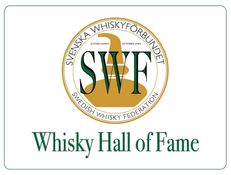 Whisky Hall of fame
